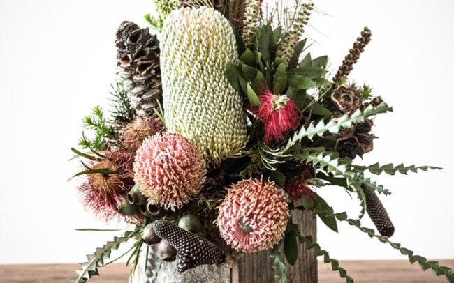 Banksia Box | Peninsula Wild Flower