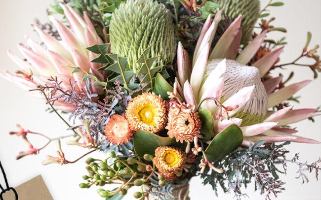 WildFlower Bouquet | Peninsula Wild Flower